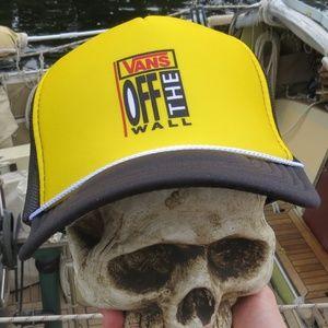 Vans Trucker Hat